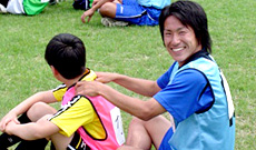 2009 Jリーグ選手協会サッカースクール in 関東